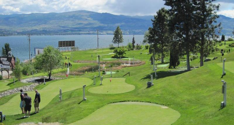 Kelowna pitch and putt